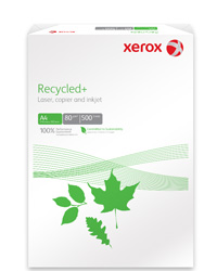 Xerox Recycled plus (А4 и A3)